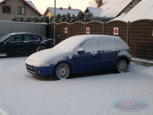 ford focus st170 winter