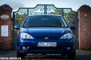 Ford Focus ST170 Front