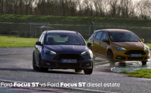 Focus ST family petrol and diesel