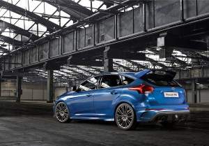 Ford Focus RS 2015 Back