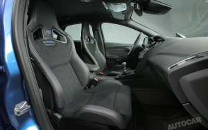 Ford Focus RS 2015 Interior Recaro