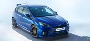Ford Focus RS new photos