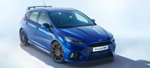 Ford Focus RS nowe zdjęcia