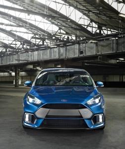 Nowy Ford Focus RS 2015 Przód
