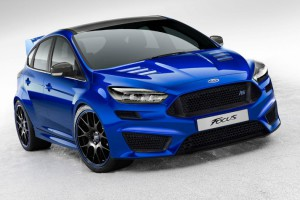 ford focus rs 2015 przód