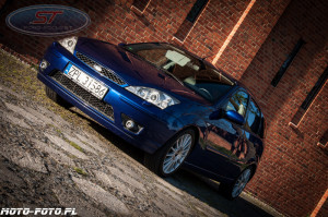 Ford Focus ST170 Side